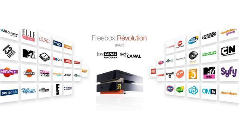 Free et CanalSat lancent une offre groupée à 39,99 euros