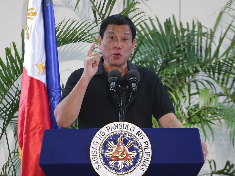 Le président philippin dresse un parallèle entre lui et Hitler