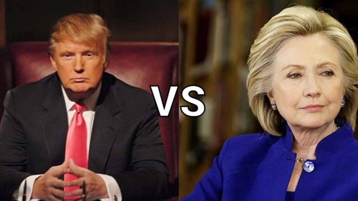 Clinton Vs Trump : quand les médias américains prennent position