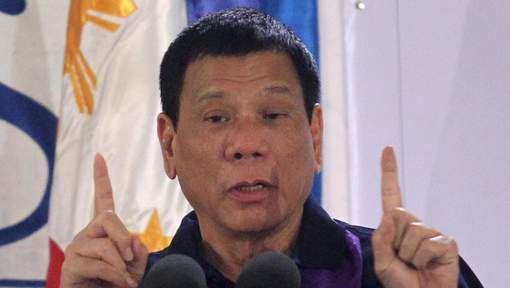 Duterte s'excuse auprès des Juifs (et se justifie)