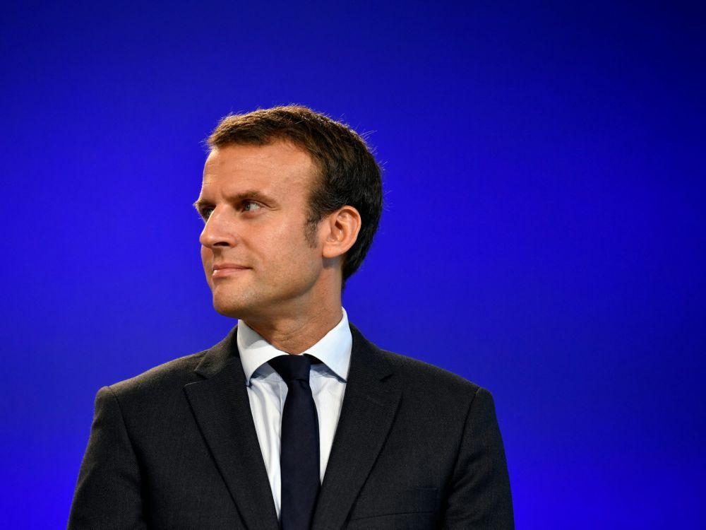 Présidentielle 2017: Emmanuel Macron veut s'adresser à «la France qui subit»