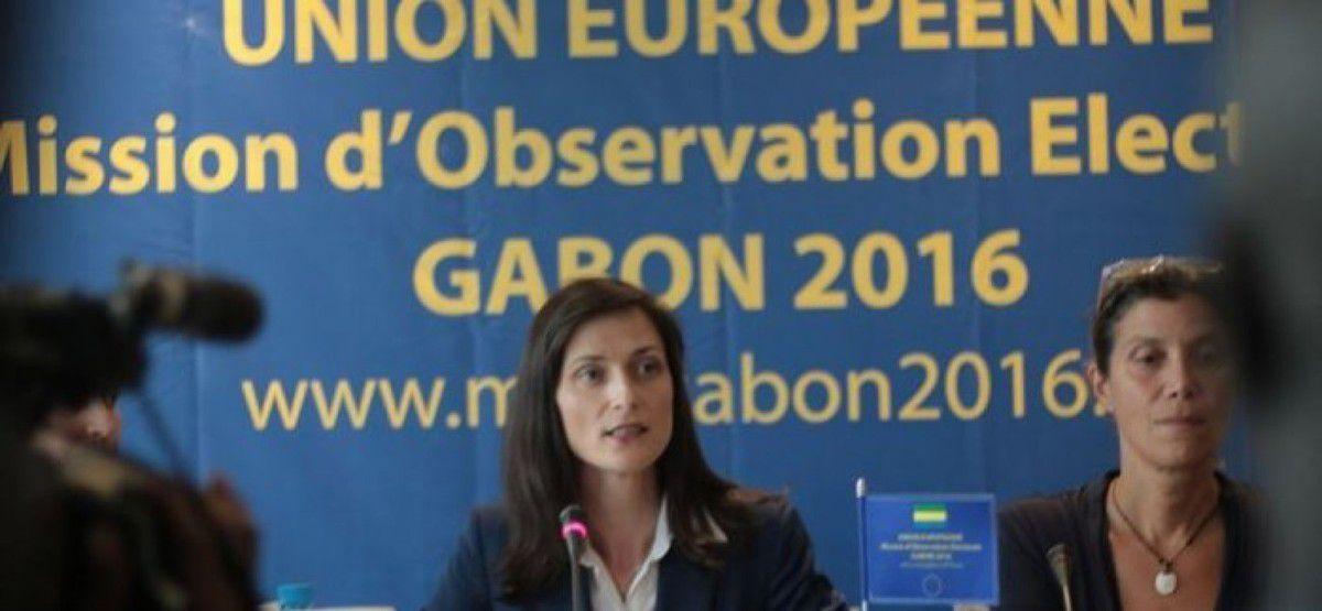 Gabon: La mission d'observation de l'UE transportait des urnes et des PV pour le compte de l'opposition
