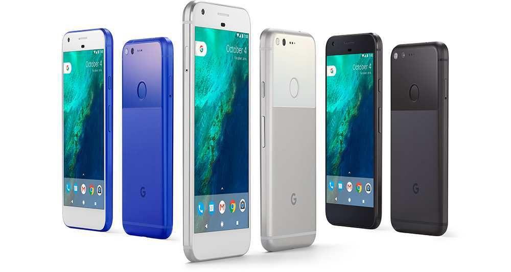 Google veut concurrencer Apple avec ses smartphones maison