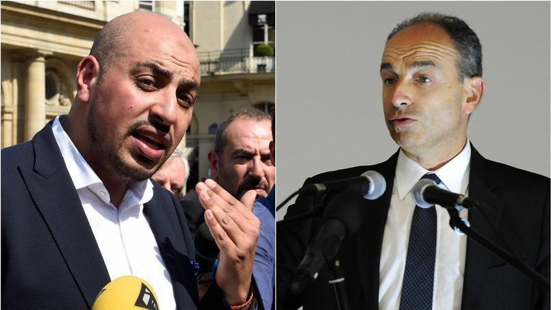 Un débat entre Jean-François Copé et Marwan Muhammad tourne à la foire d'empoigne