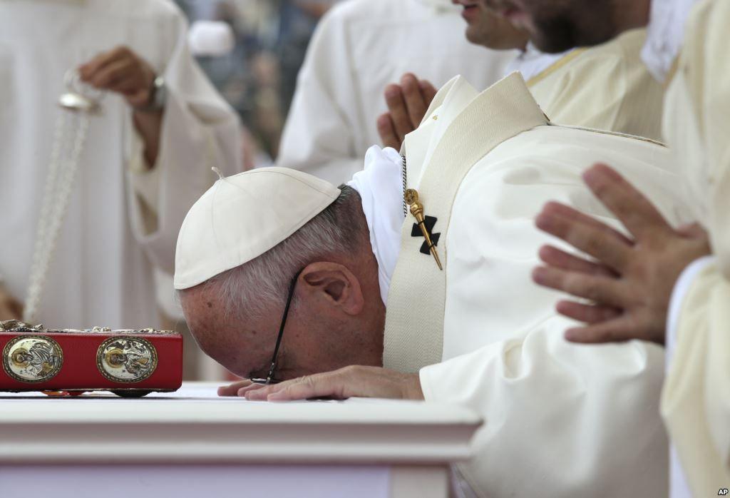 Le pape encourage le monde sportif à combattre «la corruption et la manipulation»