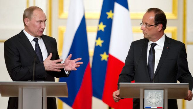 Poutine «souhaite reporter» sa visite à Paris