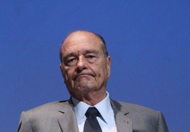 Jacques Chirac est sorti de l'hôpital et rentre chez lui