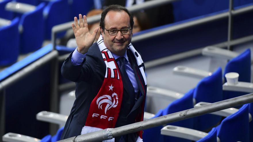 Hollande n'aurait pas dû dire ça, par Pierre Ménès
