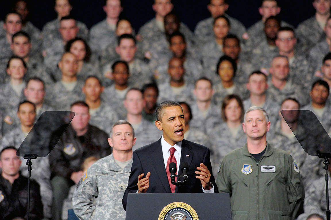22 membres du Congrès appellent le président Obama à ne pas faire usage en premier de la bombe atomique