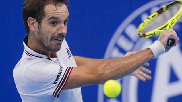 Tennis. Richard Gasquet remporte le tournoi d'Anvers