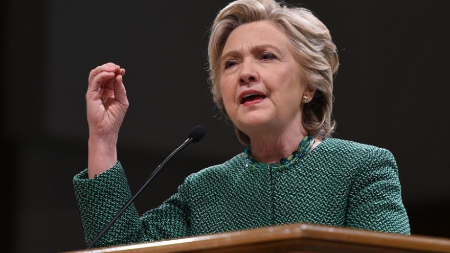 Les dangers d'une présidence Clinton, selon le New York Times
