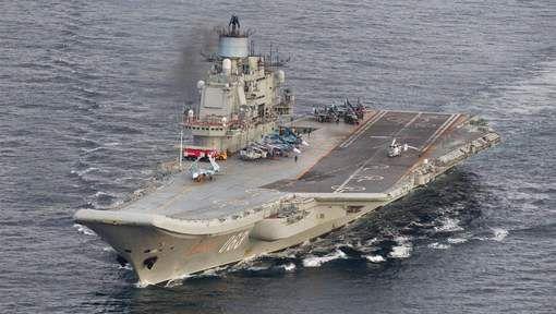 La flotte russe ne fera pas escale en territoire espagnol