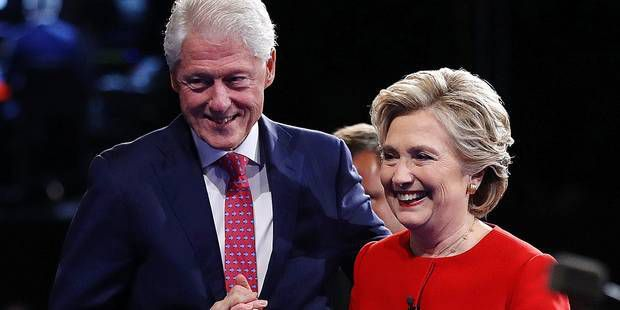 Bill et Hillary Clinton : le couple qui valait 4 milliards