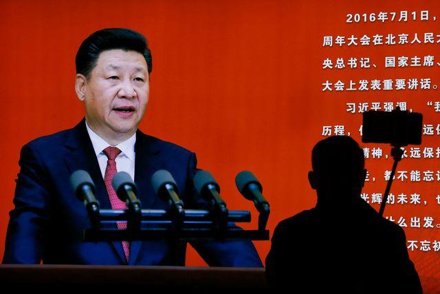 Les pouvoirs du président chinois se renforcent
