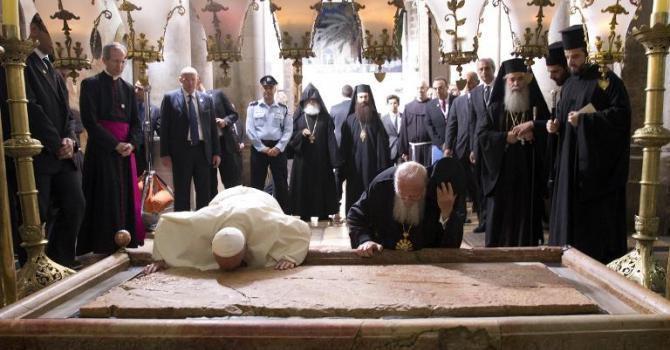 Vidéo : le tombeau de Jésus ouvert pour la première fois depuis des siècles
