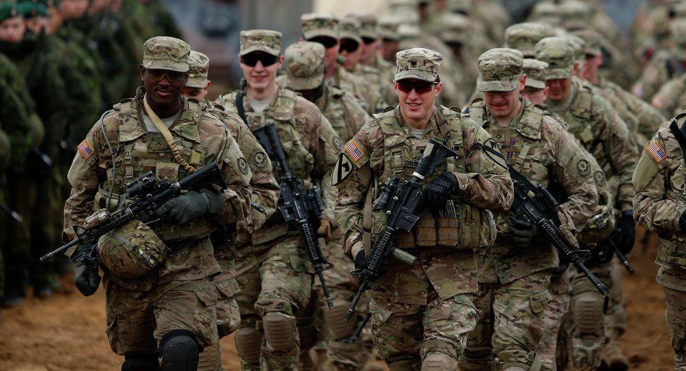Les Etats-Unis ont été en guerre 222 des 239 années de leur existence