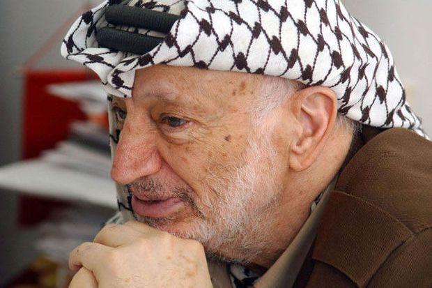 Vous serez surpris quand vous saurez qui a tué Arafat
