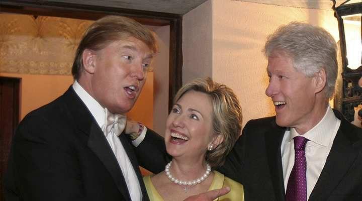 Le gouvernement Trump ne poursuivra pas Clinton sur ses courriels