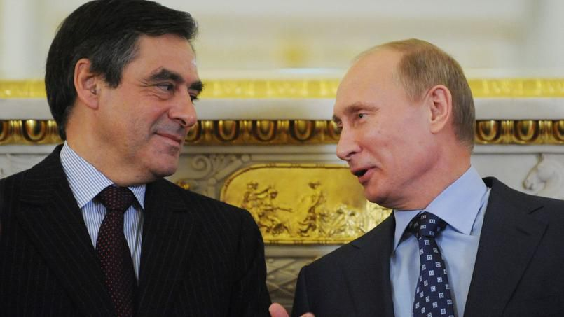 Fillon sur la Russie : «Un pays dangereux qui n'a jamais connu la démocratie»