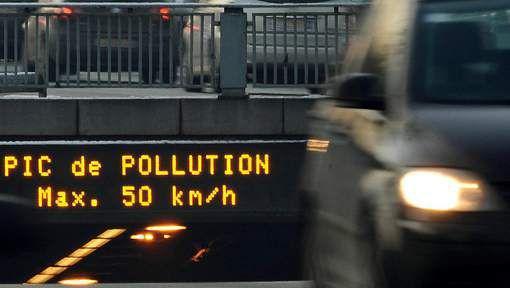 L'air pollué responsable de 470.000 décès prématurés en Europe