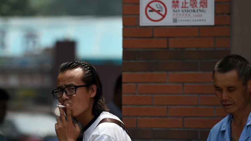 Chine : interdiction de fumer dans tous les lieux publics