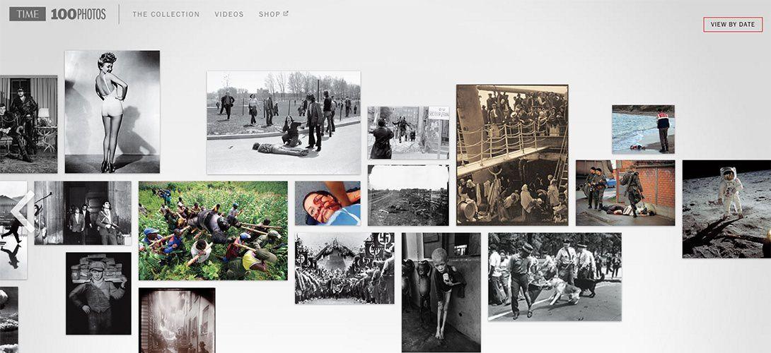 Les 100 photos les plus influentes de l'histoire