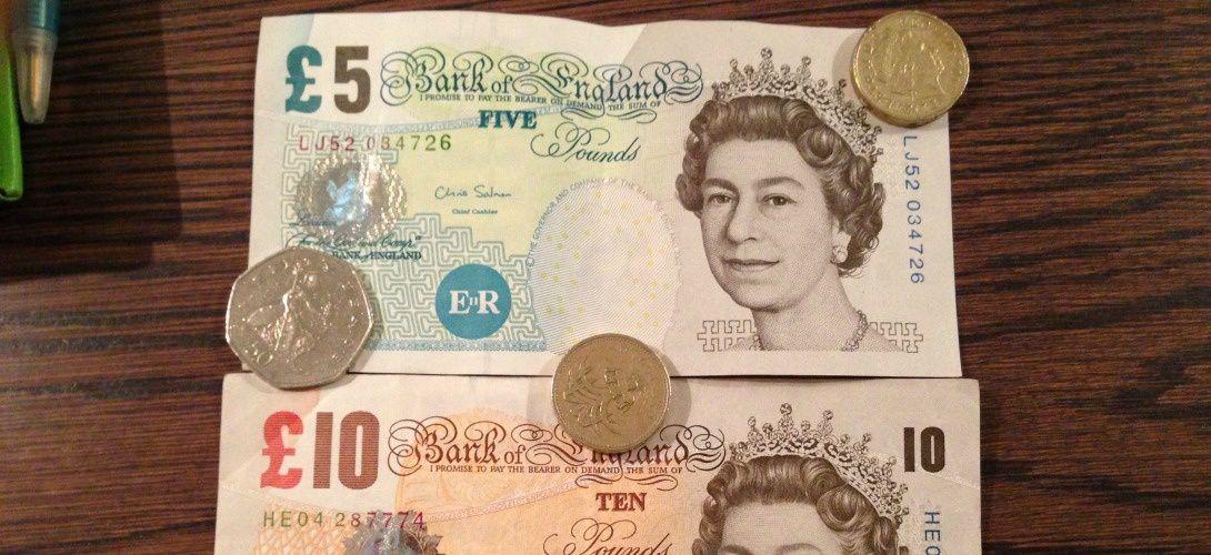 Les vegans anglais se mobilisent contre un billet de banque contenant des graisses animales