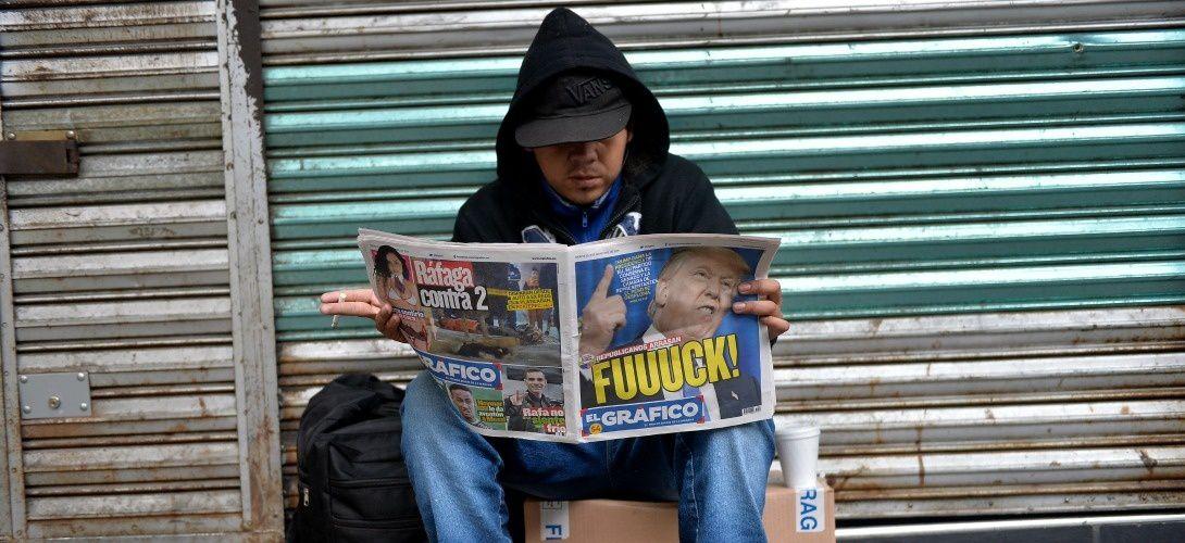 Face à Trump, le Mexique garde son calme
