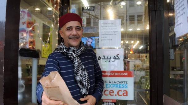 Canada : Un restaurateur musulman nourrit gratuitement