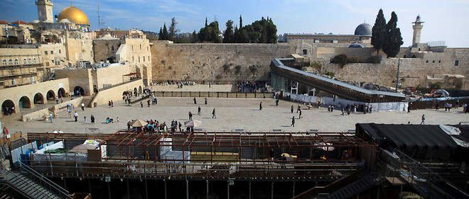 Jérusalem : un camion percute un groupe de soldats, au moins 3 morts