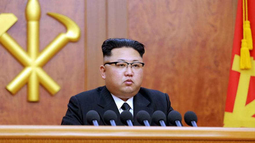 Corée du Nord : le gouvernement se dit en mesure de tirer un missile intercontinental