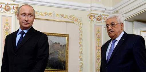 Ambassade US à Jérusalem: Abbas invite Poutine à agir