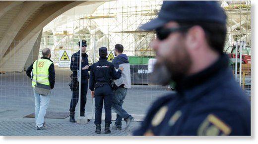 Un informaticien russe détenu en Espagne sur demande du FBI