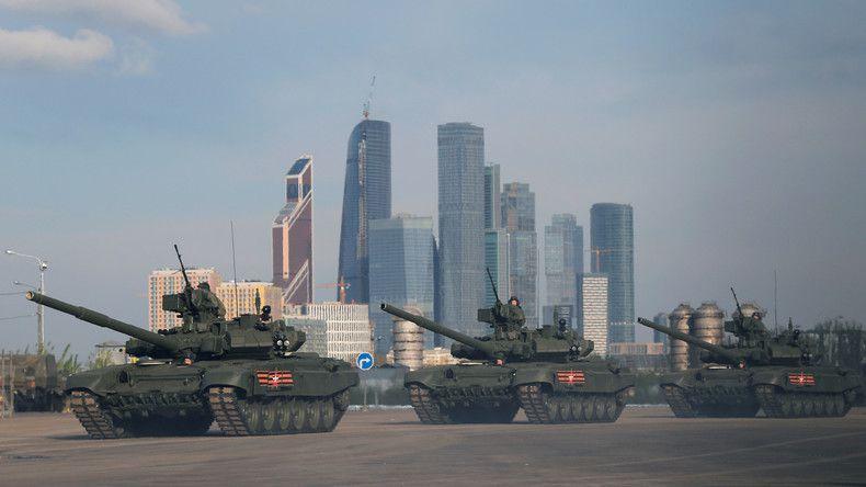 Imaginez... que les troupes russes soient massées aux frontières de l'Amérique