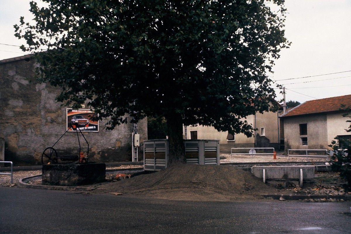 Inauguration de la renovation de la place de la Fouillouse
