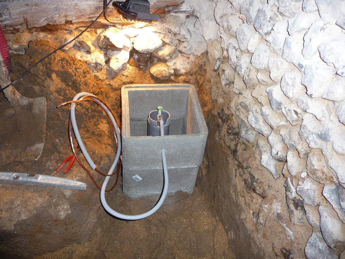 Le post de l 39 installation lectrique logement pi ce hc for Piquet de prise de terre