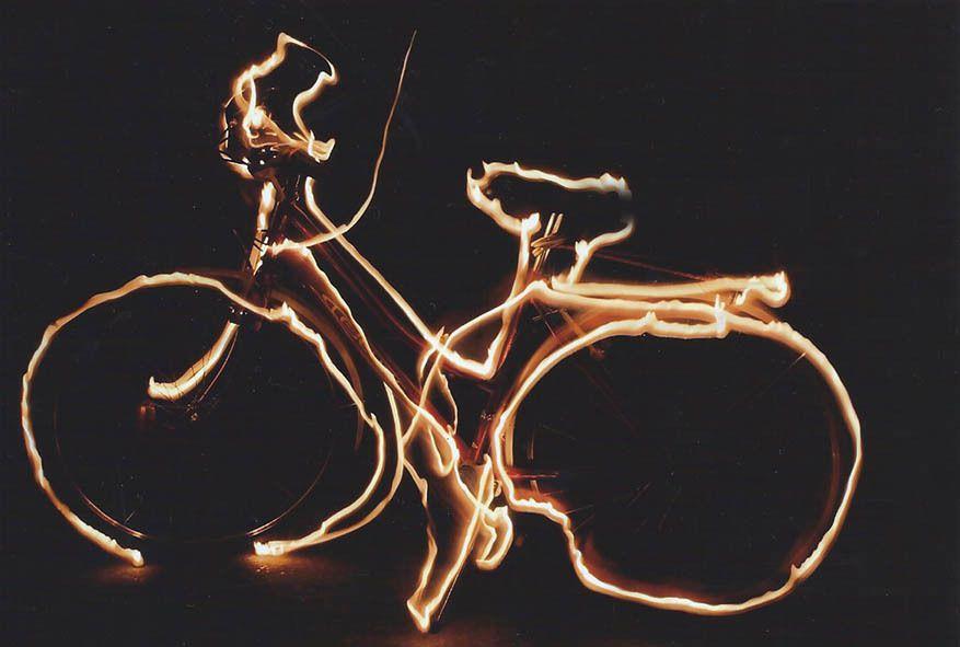 Une des bicyclettes de Yoann Loubier