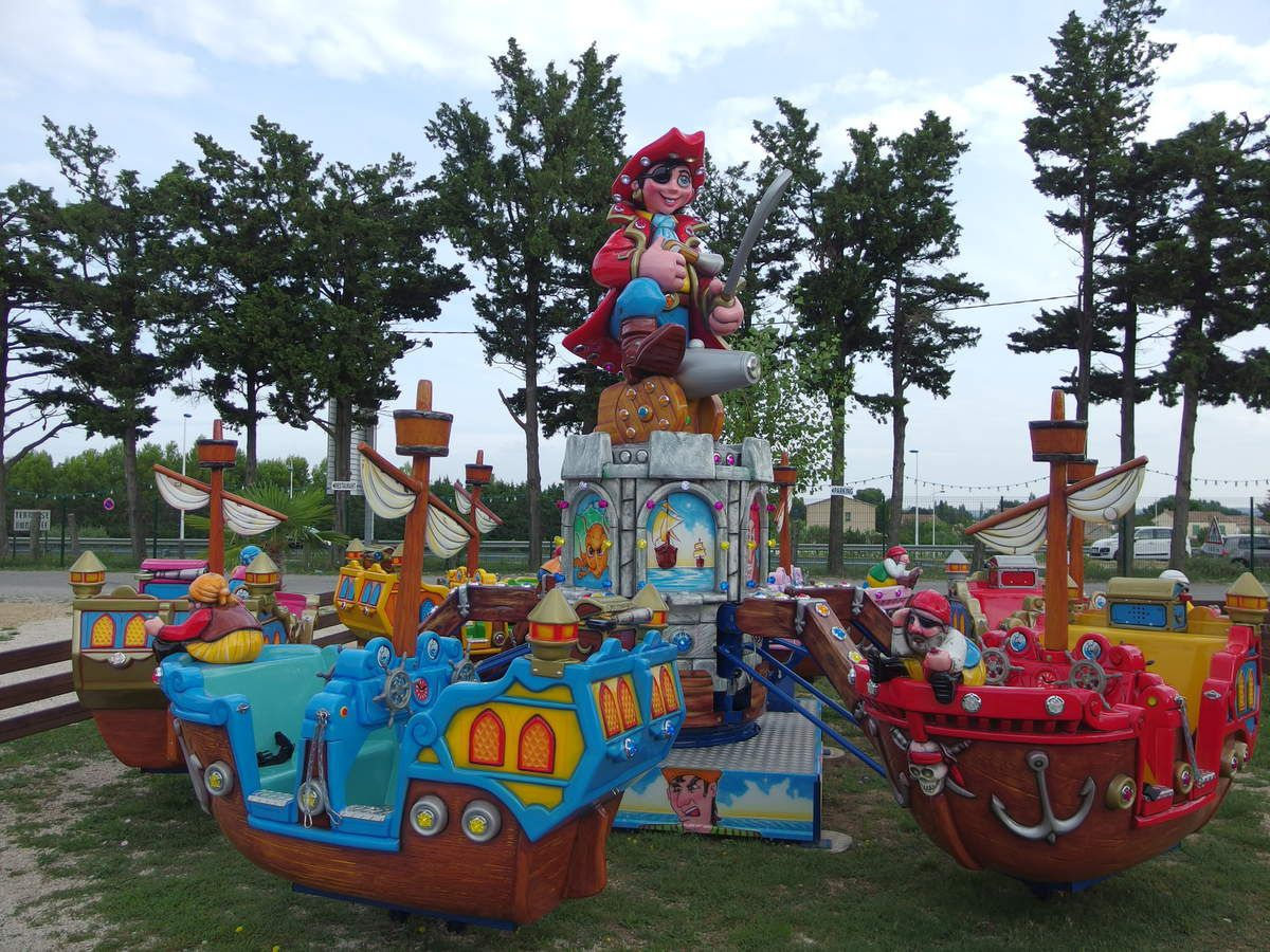 parc attraction les angles