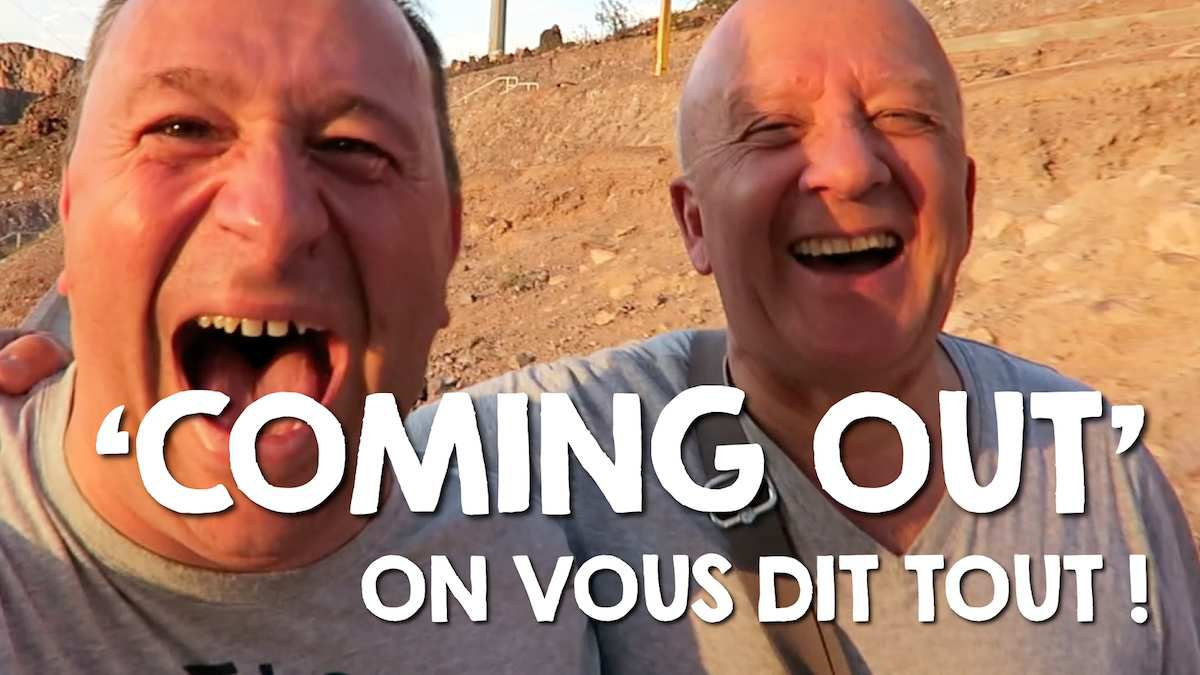 On fait notre 'coming out' ! (Vlog 18)