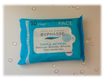 Lingettes BYPHASSE