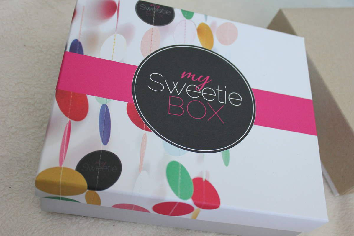 My Sweetie Box - Confetti's - Decembre 2014
