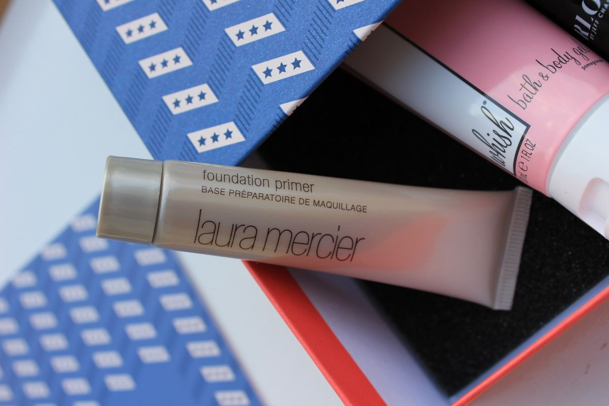 Birchbox Septembre 2015 - FROM US WITH LOVE