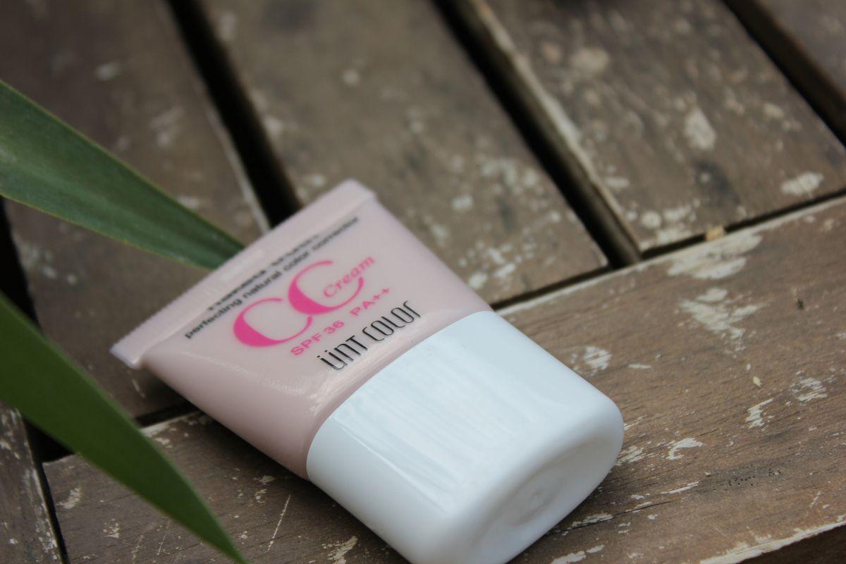 La Naked Truth CC Cream By ÜNT