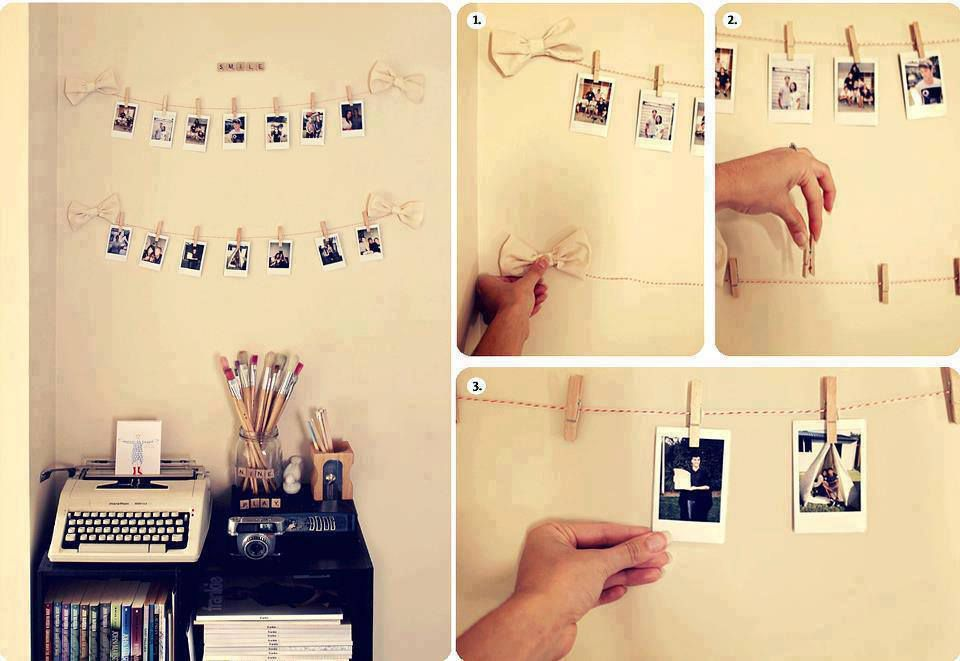 Pendre ses photos autrement aly tricks - Tumblr rooms ideas diy ...