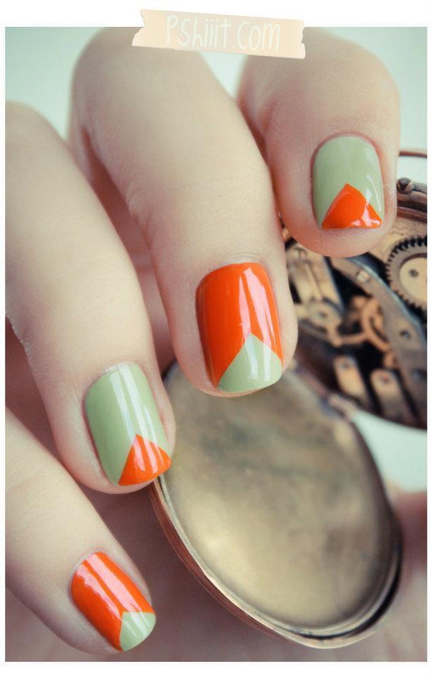 7 nail arts FACILES à réaliser