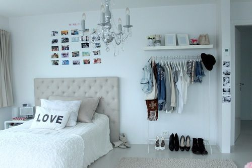 My perfect bedroom inspiration aly tricks for Chambre we heart it