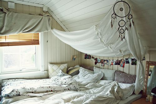 My perfect bedroom: inspiration