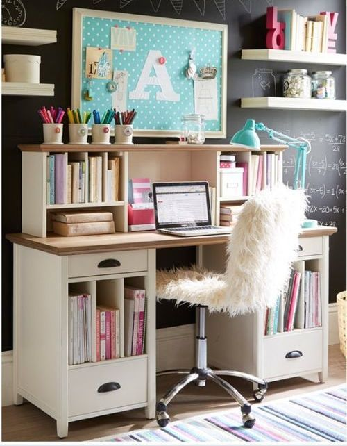 je relook mon bureau aly tricks. Black Bedroom Furniture Sets. Home Design Ideas