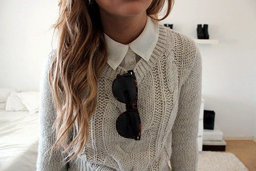Fashion week Winter Cute sweaters tumblr for lady