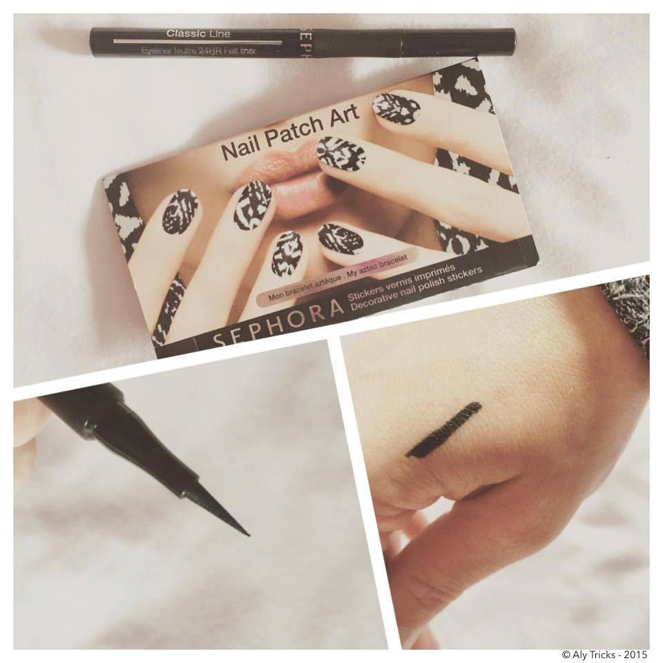 Liner: 11,05€ ~ Nail Patch Art: 9,90€